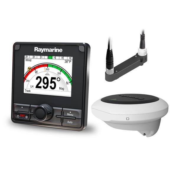 Raymarine Evolution DBW Autopilot with p70Rs (Volvo IPS/Aquamatic)