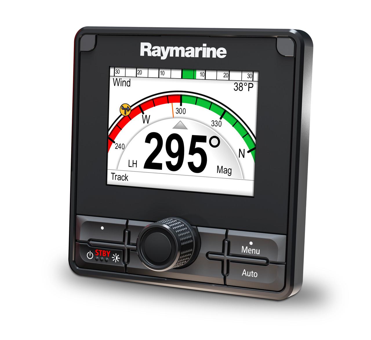 Raymarine p70Rs Autopilot Control Head Left View