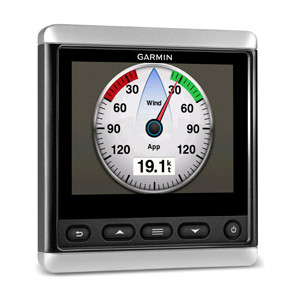 Garmin GMI 20 Marine Instrument Display Right View