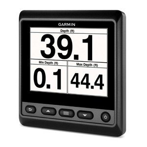 Garmin GMI 20 Marine Instrument Display Left View