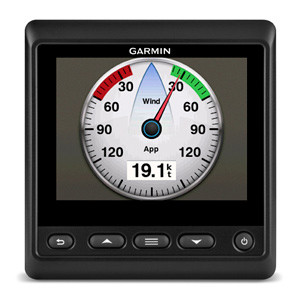 Garmin GMI 20 Marine Instrument Display Front View