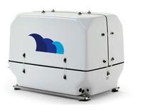 Paguro 8500 Marine Generator Angled View