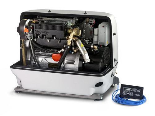 Paguro 8500 Marine Generator Open
