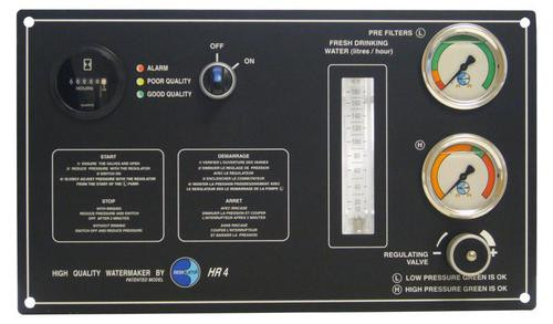 Dessalator D300 PRO Watermaker Control Panel