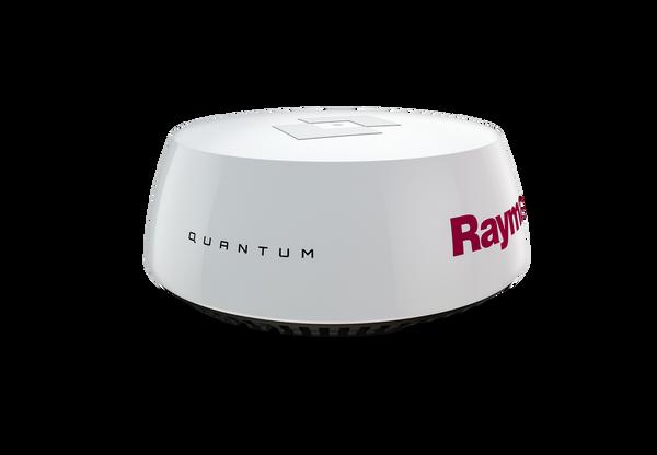 """Raymarine Quantum Q24C 18"""" Radar Top View"""