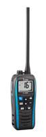 Icom IC-M25EURO Buoyant Handheld VHF Angled View