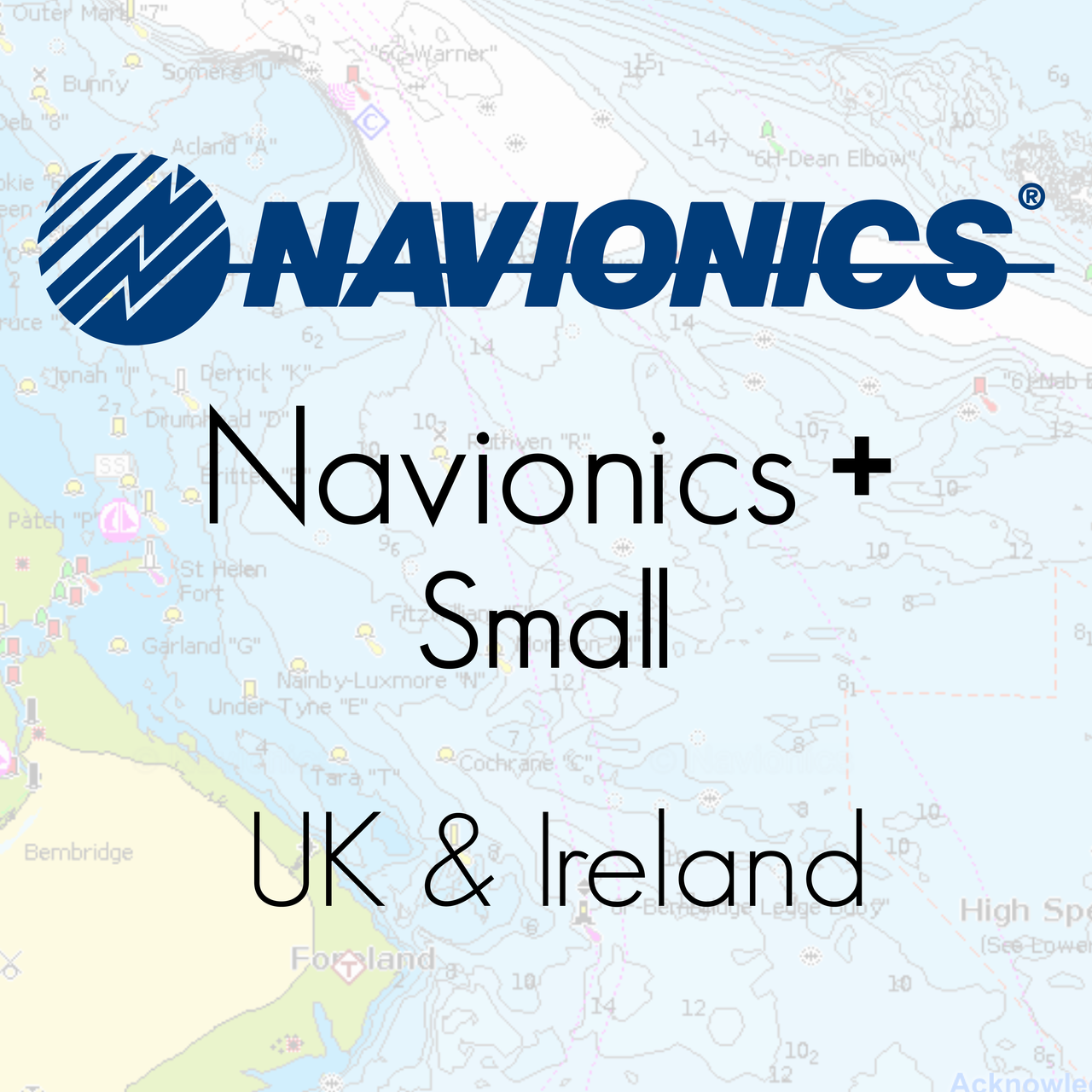 Navionics Plus Small