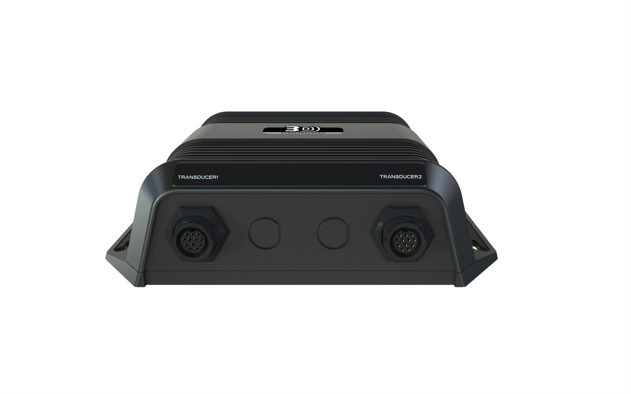 Lowrance StructureScan 3D Sonar Module Front View