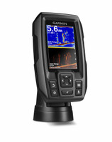 Garmin Striker 4dv Fishfinder Right View