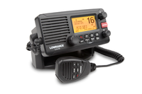 Lowrance Link-8 Marine VHF System Right View