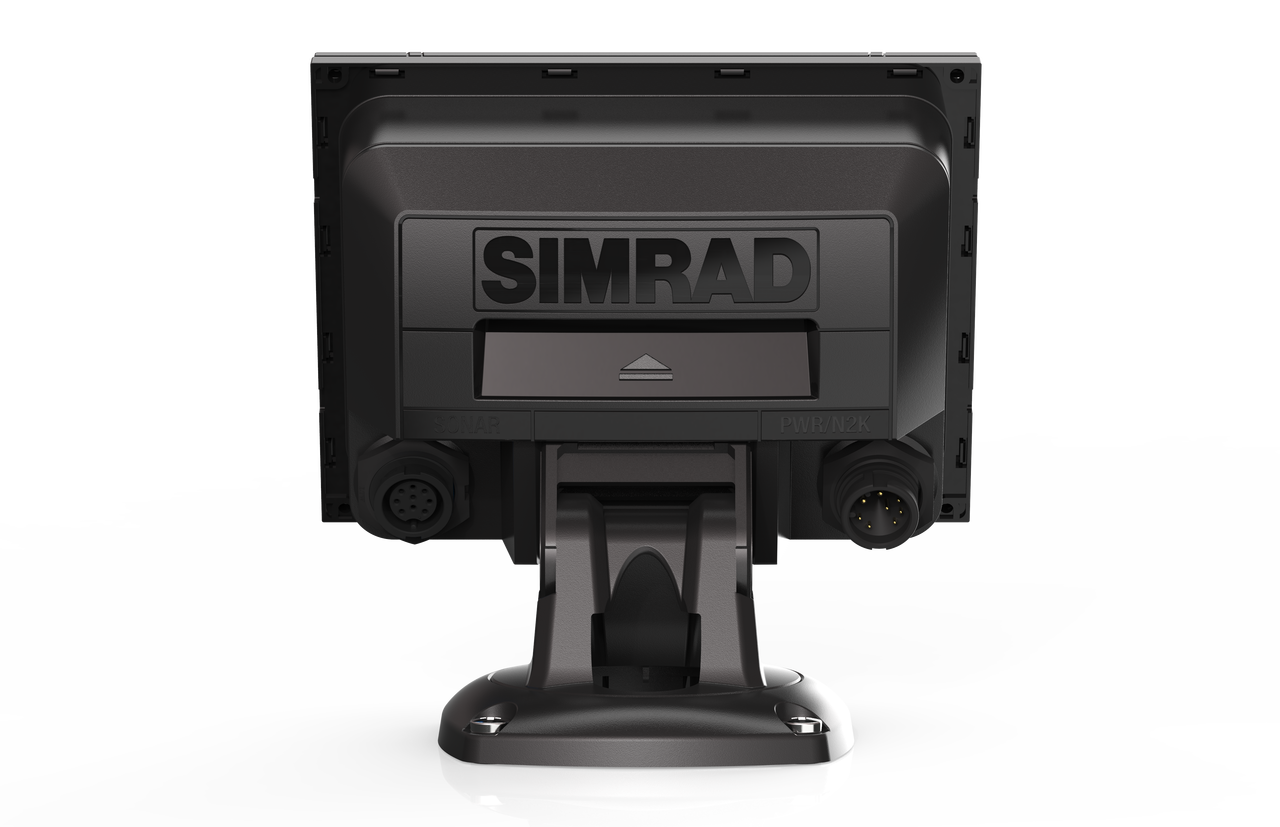Simrad GO5 Multifunction Display Back View