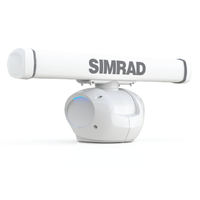 Simrad HALO 3 Pulse Compression Radar Right View