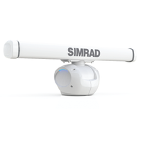 Simrad HALO 4 Pulse Compression Radar Right View