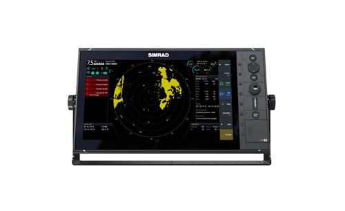 Simrad R3016 Radar Control Unit Front View