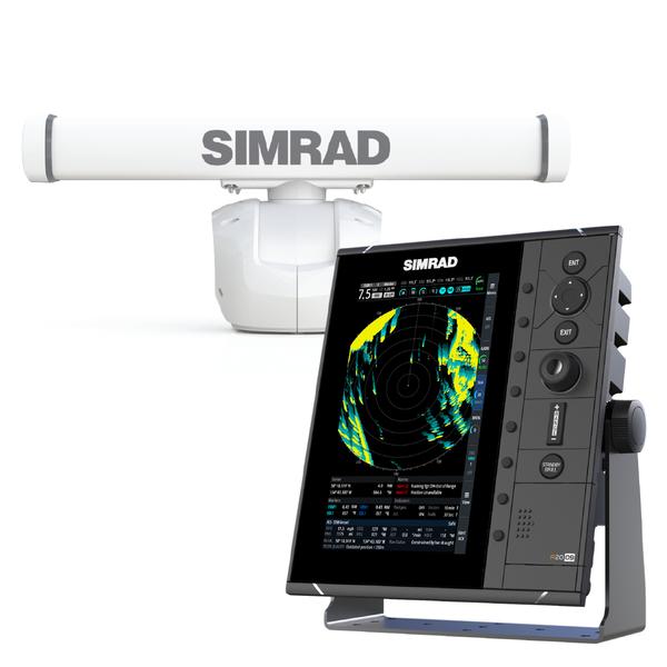 Simrad R2009 Radar Control Unit with HALO 3