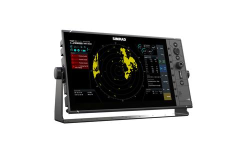 Simrad R3016 Radar Control Unit Right View