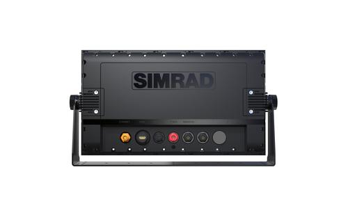 Simrad R3016 Radar Control Unit Back View