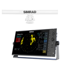 Simrad R3016 Radar Control Unit with TXL-10S-6 Radar