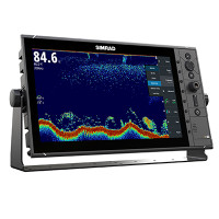 Simrad S2016 Fishfinder Right View