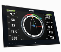 B&G ZM16-T Touch Monitor Right View