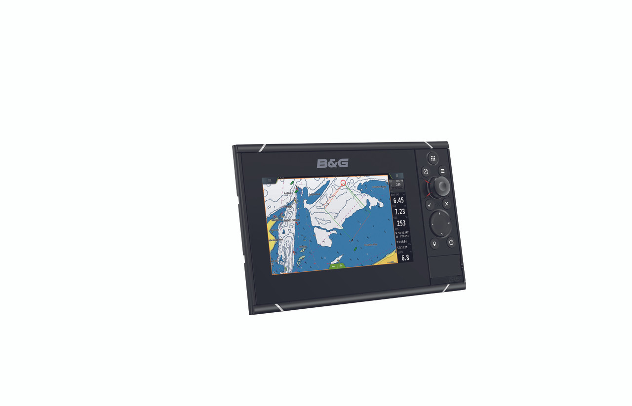 B&G Zeus³ 7 Multifunction Display Right View