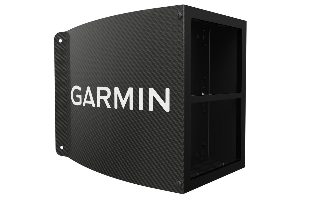 Garmin Carbon Fiber Mast Bracket Right View