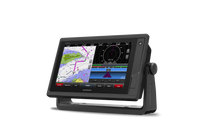 Garmin GPSMAP 922 Multifunction Display Split Screen