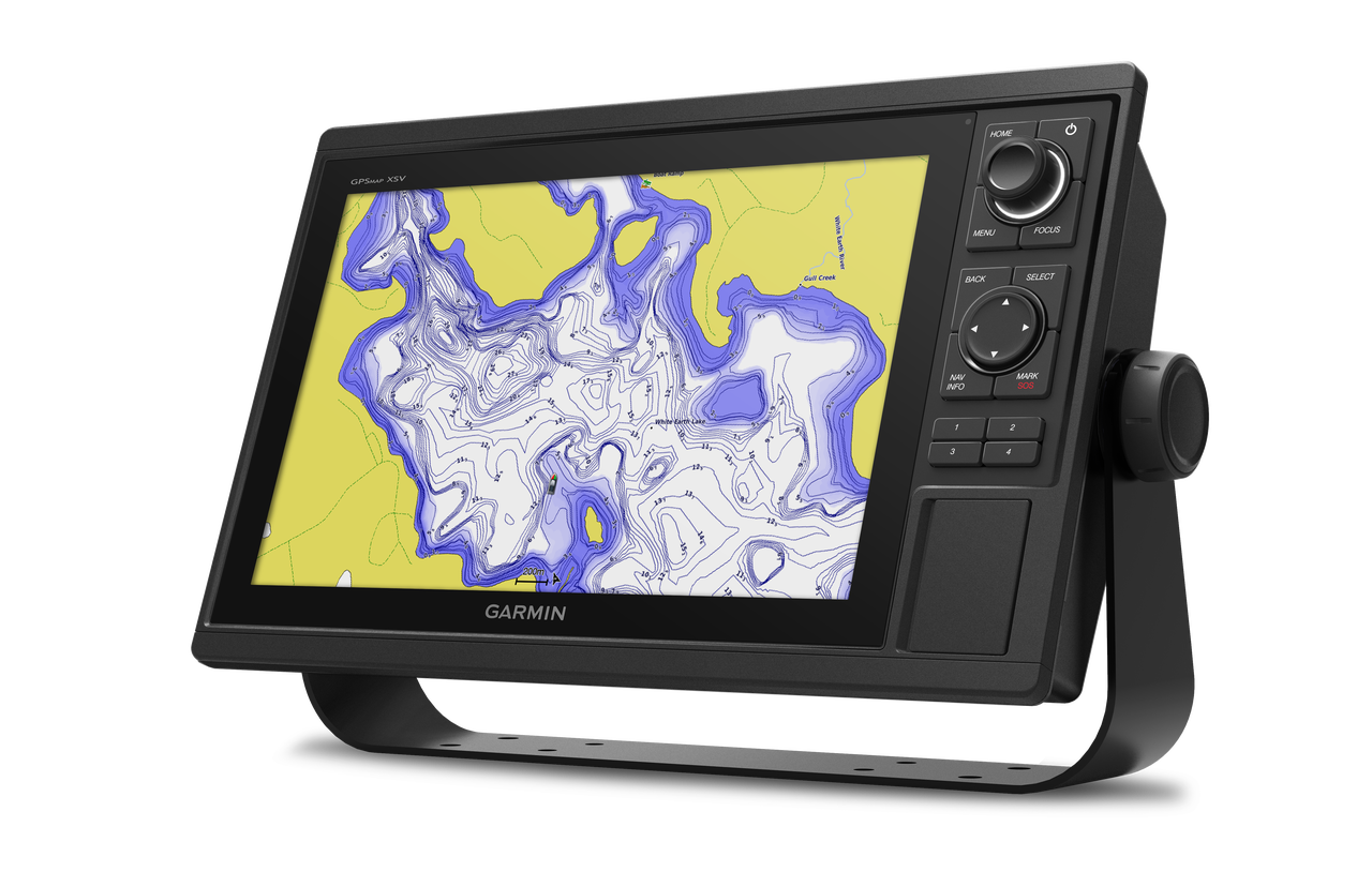 Garmin GPSMAP 1222xsv Multifunction Display Chart