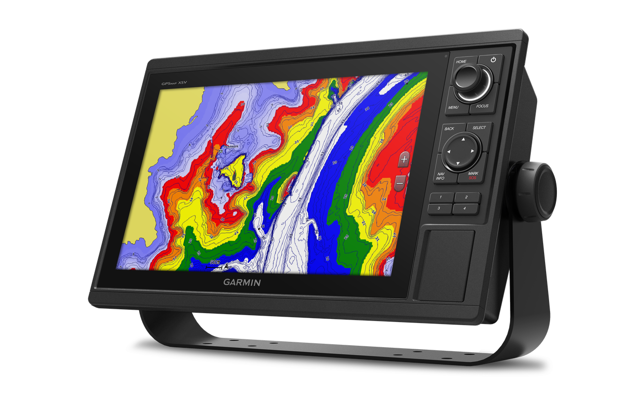 Garmin GPSMAP 1222xsv Multifunction Display Weather