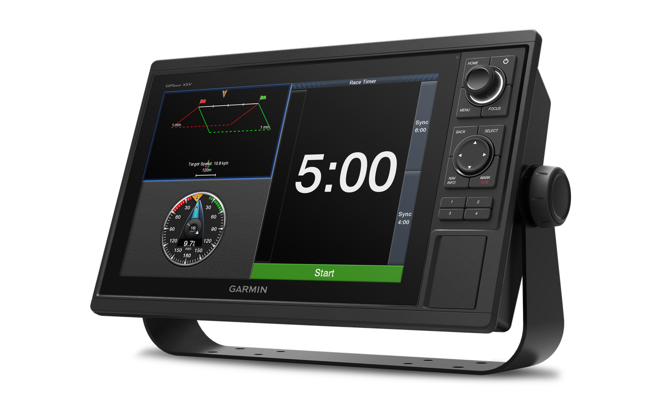 Garmin GPSMAP 1222xsv Multifunction Display Data