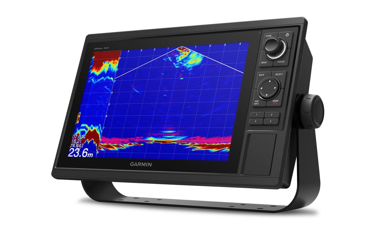 Garmin GPSMAP 1222xsv Multifunction Display Sonar