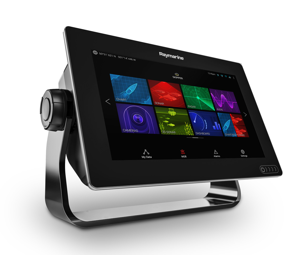 Raymarine Axiom 9 Multifunction Display Right View