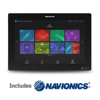 Raymarine Axiom 12 Multifunction Display with Navionics + Chart