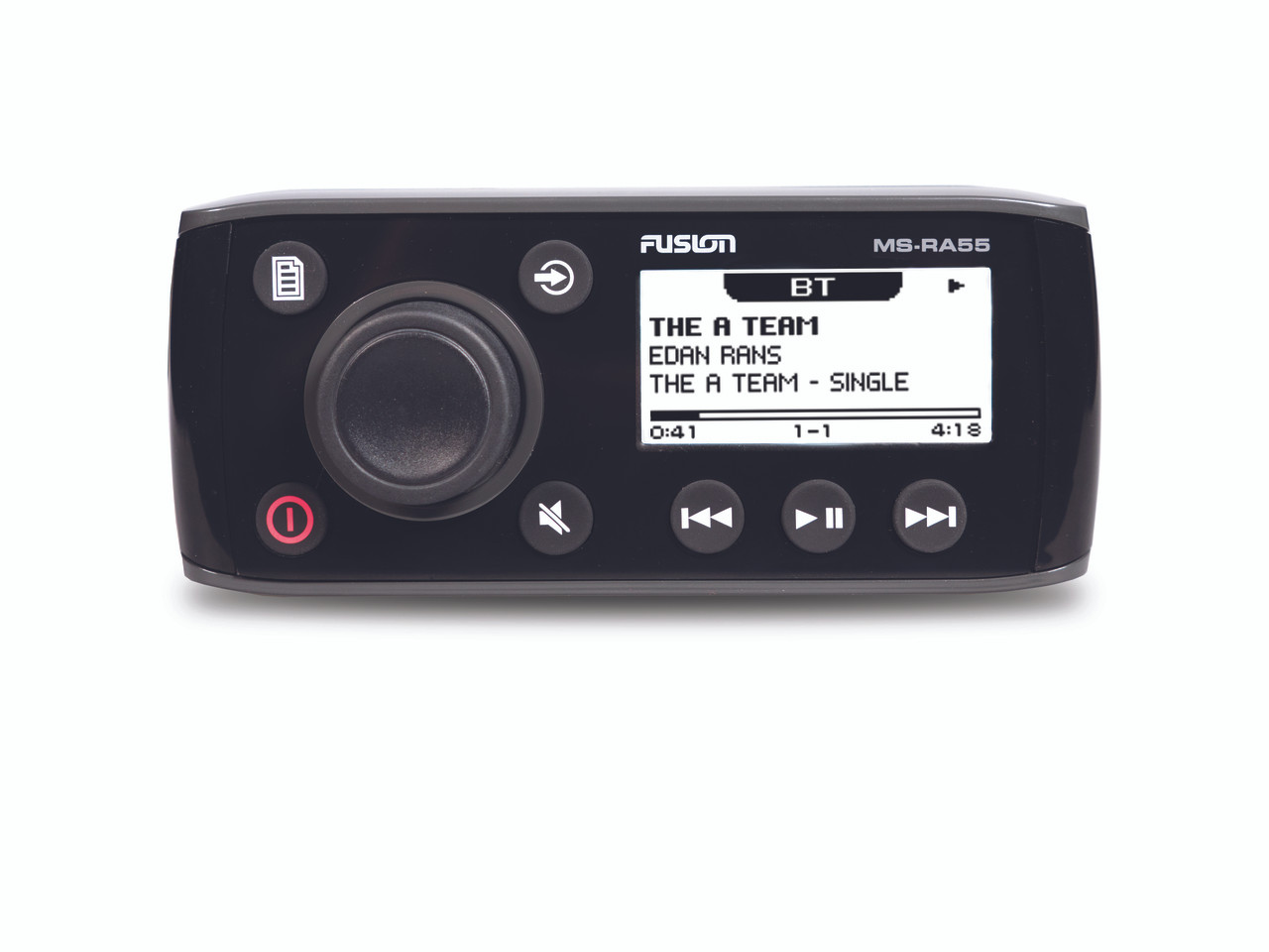 Fusion MS-RA55 Compact Marine Stereo with Bluetooth