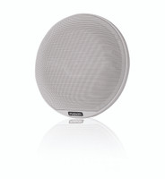 "Fusion SG-F65W 6.5"" 230 Watt Coaxial Classic Marine Speaker Side with Shadow"