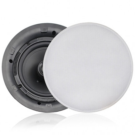 """Fusion MS-CL602 6"""" 2-Way Full Range In-Ceiling Speakers"""