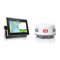 Simrad GO9 XSE with TotalScan & 4G Radar