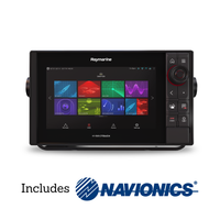 Raymarine Axiom Pro 9 RVX Multifunction Display with Navionics+ Small