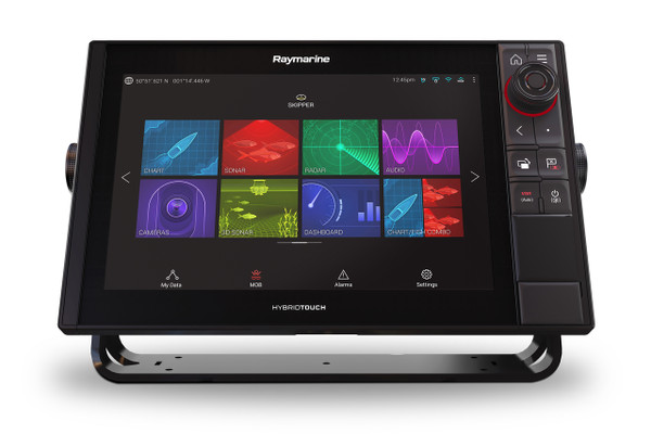 Raymarine Axiom Pro 12 S Multifunction Display Front View