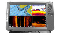 Lowrance HOOK2-12 with Tripleshot Front