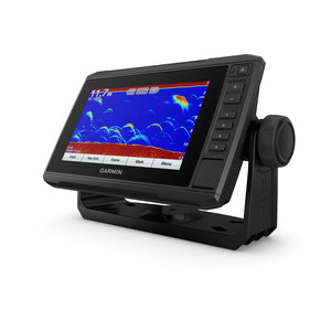 Garmin ECHOMAP Plus 75sv Left