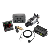 Garmin Compact Reactor 40 Hydraulic Autopilot w/ GHC 20 & Shadow Drive Pack
