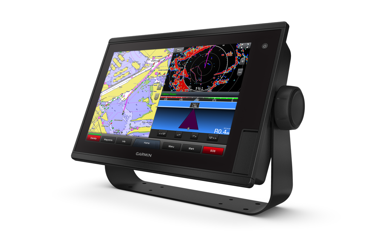 Garmin GPSMAP 1222xsv Touch Left Split
