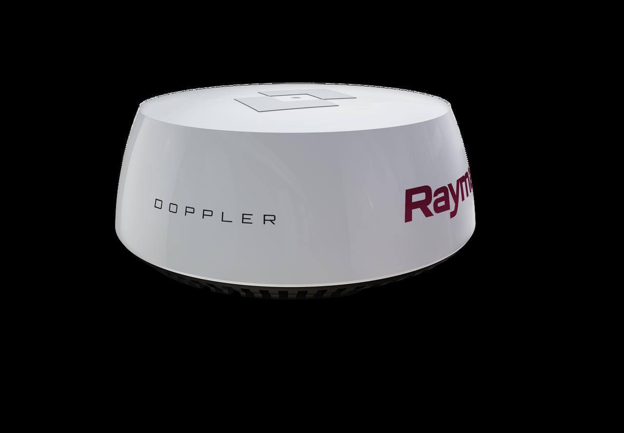 Raymarine Quantum 2 Radar Top Front
