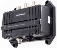 Raymarine AIS700 Transceiver with Antenna Splitter Angled