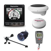 Raymarine i70s, Wireless Wind, DST800, EV1 and BB Kit
