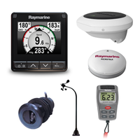 Raymarine i70s, Wireless Vertical Wind, DST800, EV1 and BB Kit