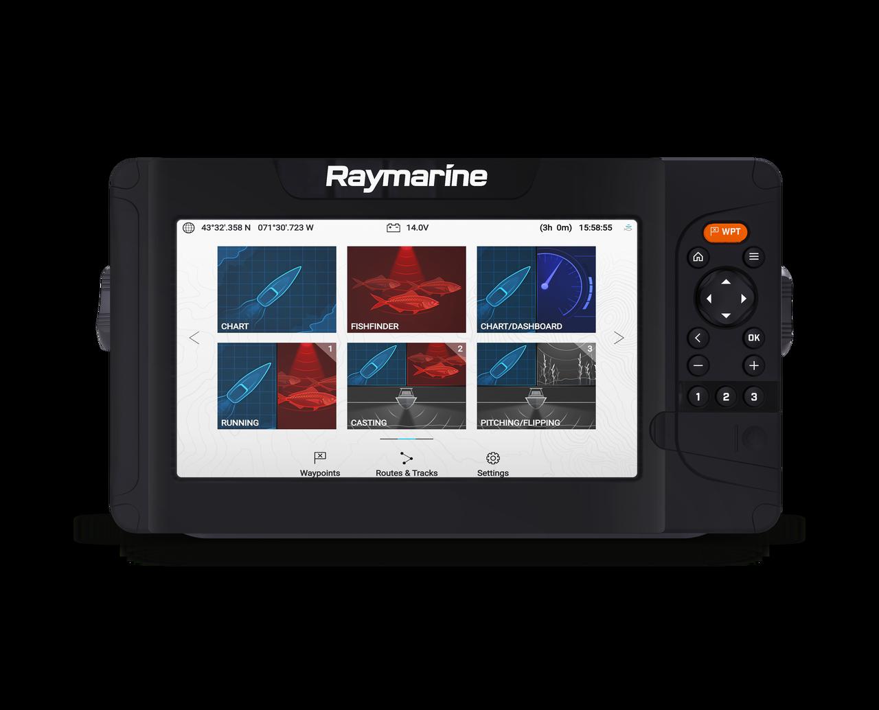 Raymarine Element 7 HV Home Front