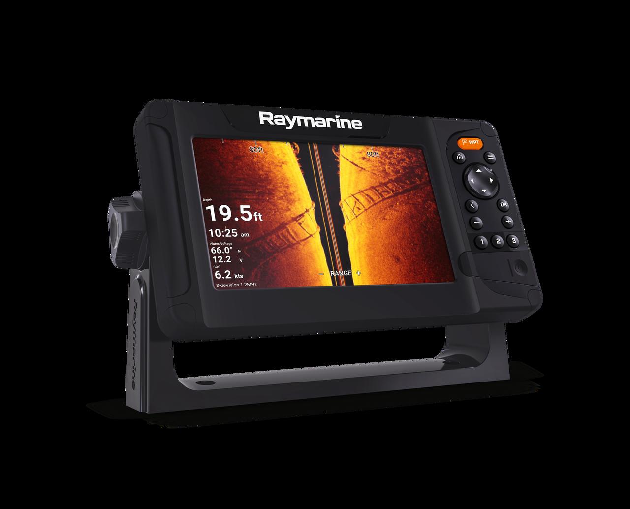 Raymarine Element 7 HV Sidevision