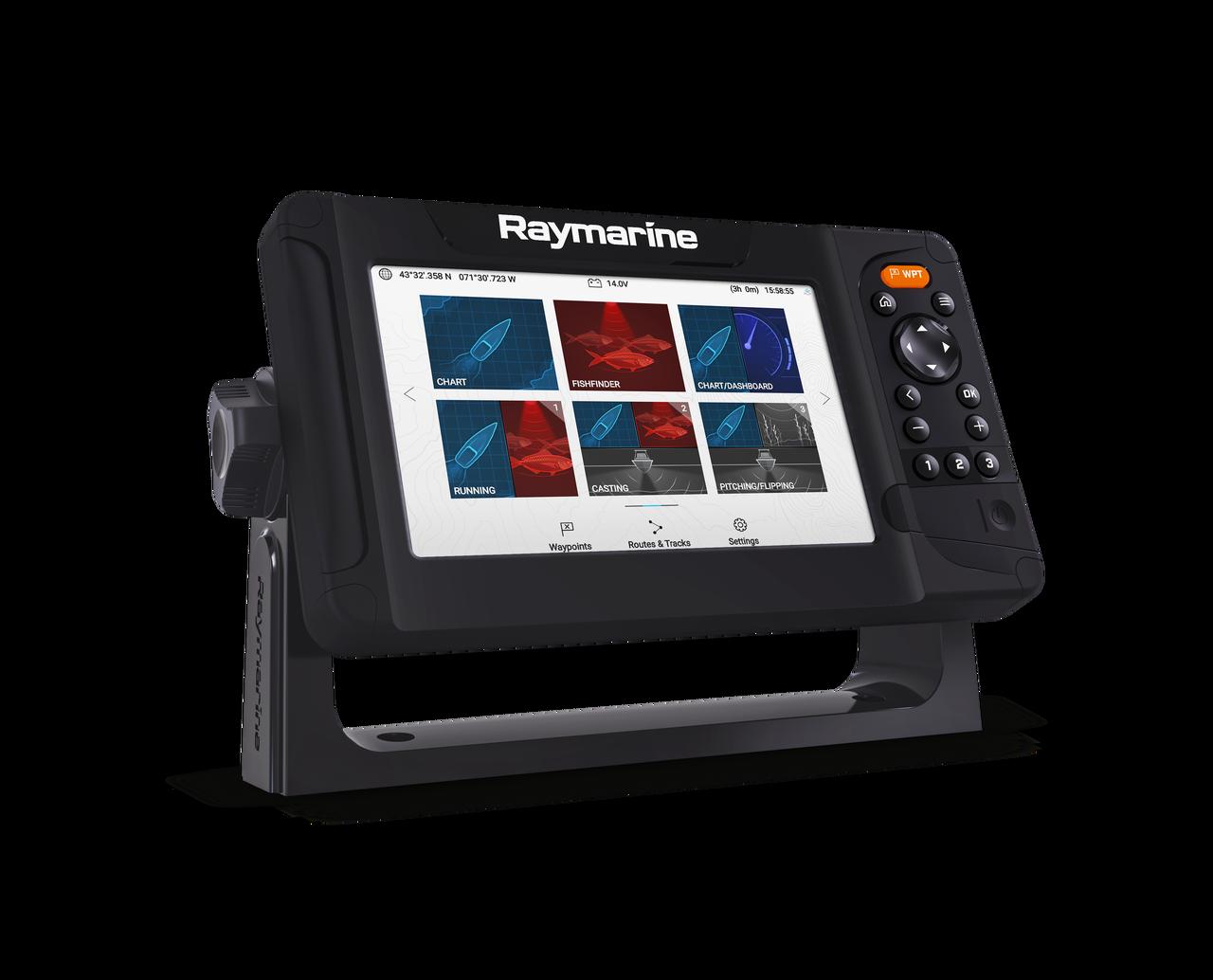 Raymarine Element 7 HV Home Right